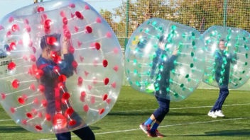 Giant Bubble Balls