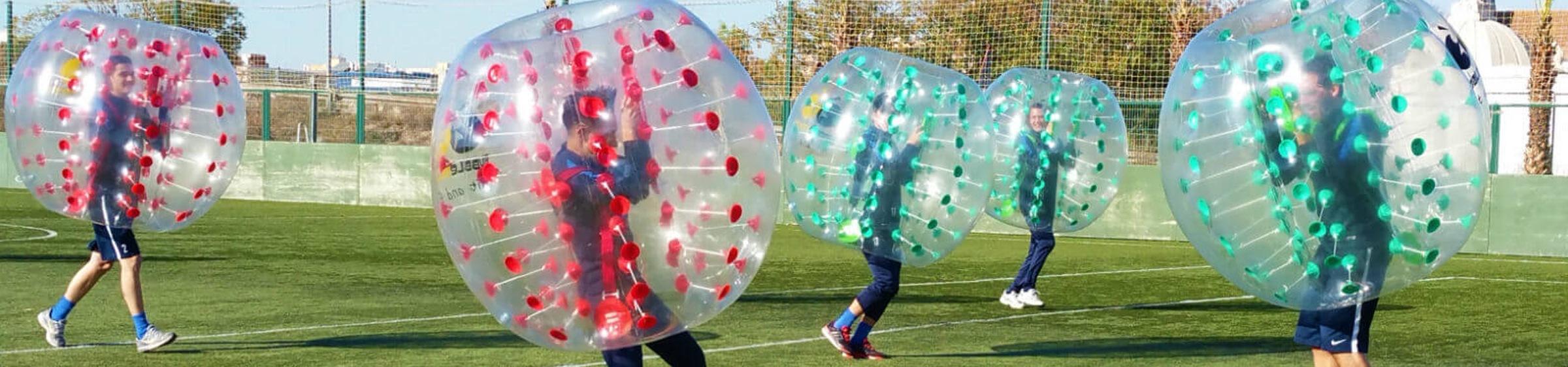 Giant Bubble Balls
