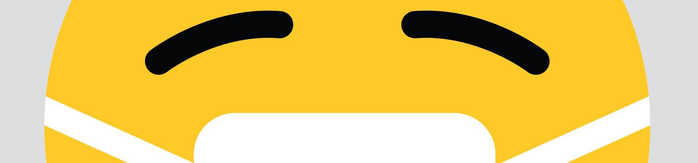 Face mask emoji