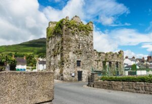 Old ruin in Carlingford