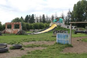 Kilkenny Activity Centre Assault Course
