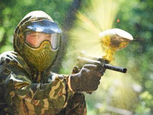 Paintball Stag Party